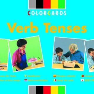 Colorcards - Verb Tenses