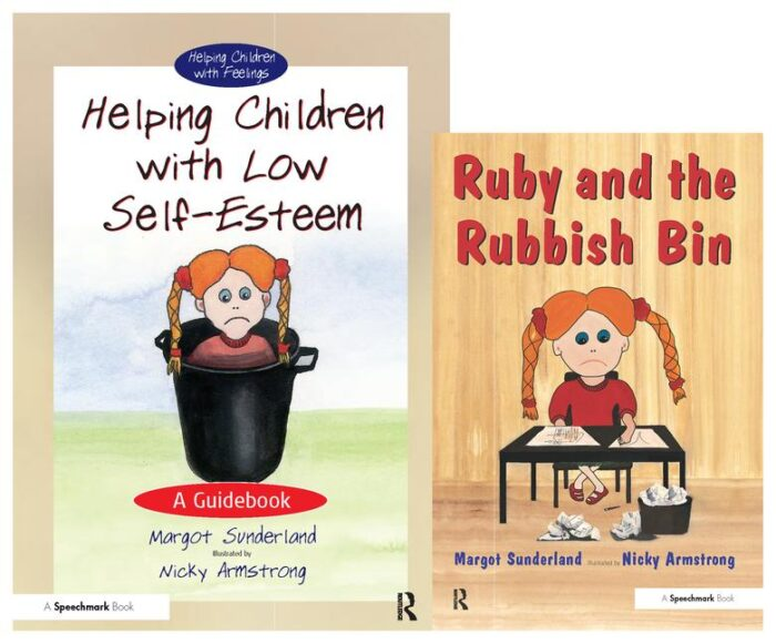 Helping Children with Low Self-Esteem & Ruby and the Rubbish Bin (SET)