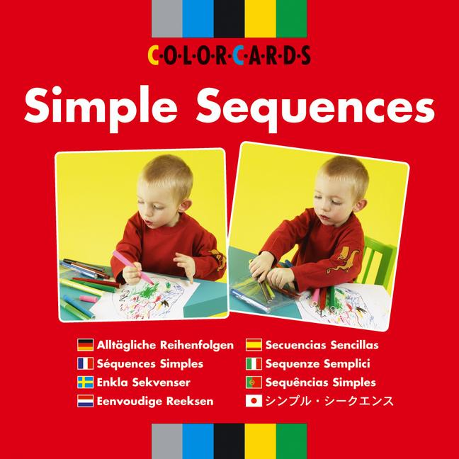 Colorcards - Simple Sequences
