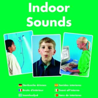 Colorcards - Listening Skills Indoor Sounds