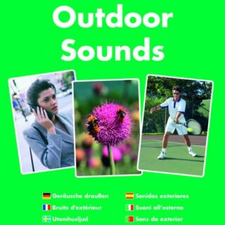 Colorcards - Listening Skills Outdoor Sounds