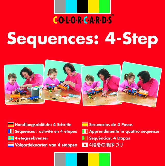 Colorcards - Sequences: 4-Step