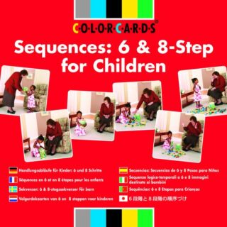 Colorcards - Sequences: 6 & 8-Step for Children
