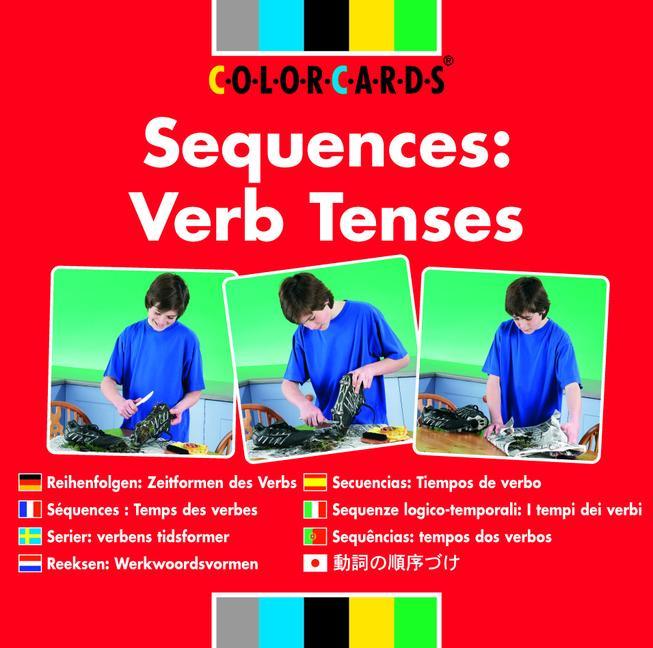 Colorcards - Sequences: Verb Tenses