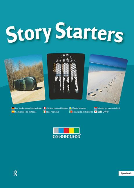 Colorcards - Story Starters