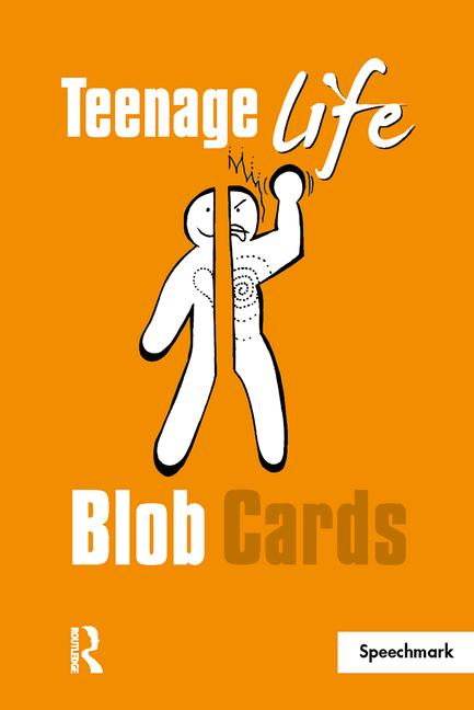 Colorcards - Teenage Life Blob Cards