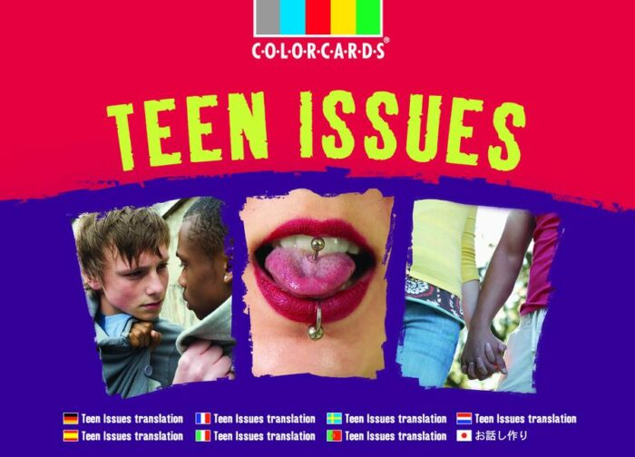 Colorcards - Teen Issues