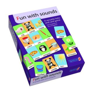 Fun with Sounds Card Game