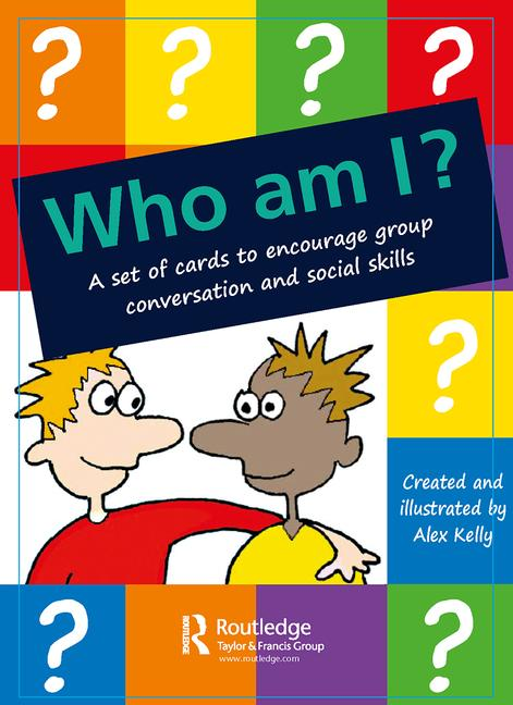Colorcards - Who am I?