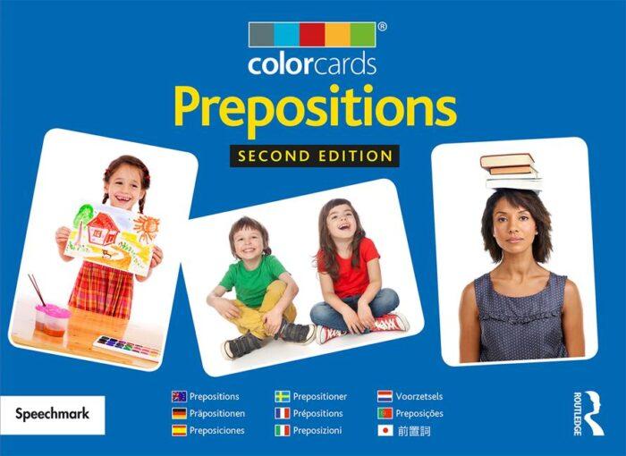 Colorcards - Prepositions