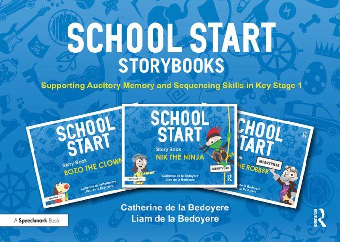 School Start Storybooks