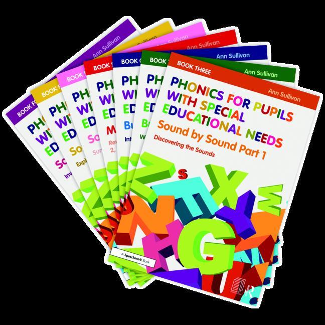 Phonics for Pupils with SEN SET