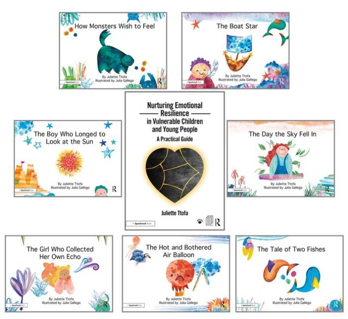Nurturing Emotional Resilience and Picture Books