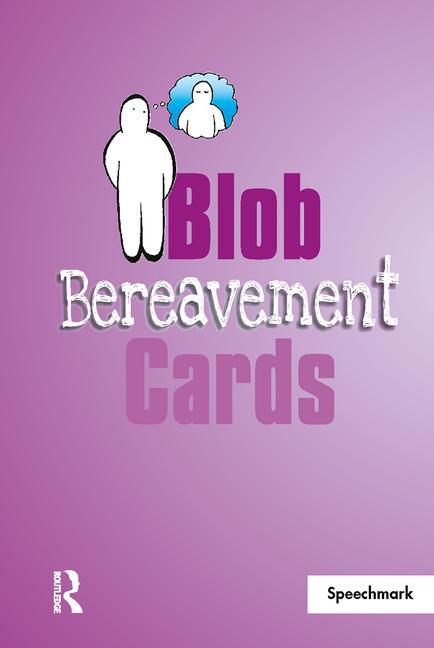 Blob Bereavement Cards