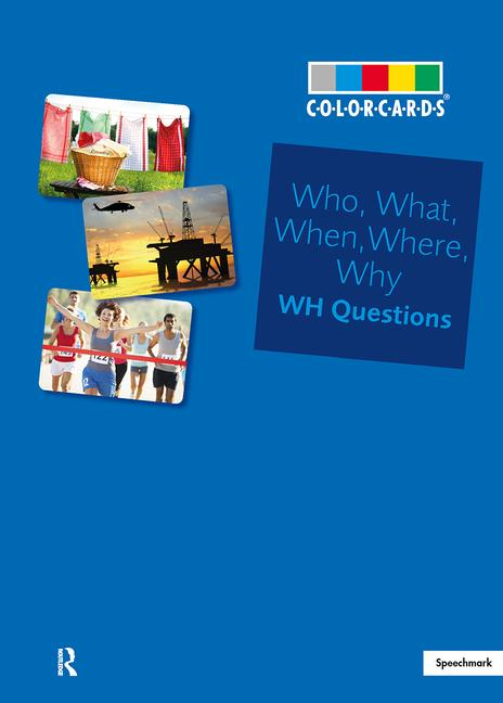 Colorcards - Who, What, When, Where Why