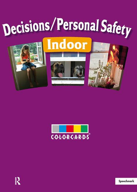 Colorcards - Decisions / Personal Safety: Indoors
