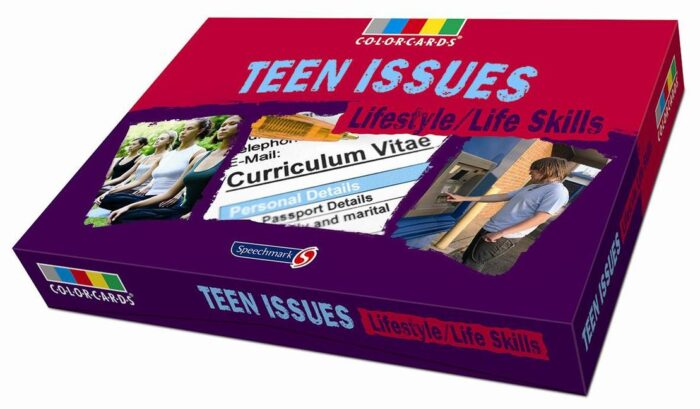 Colorcards - Teen Issues - Lifestyle / Life Skills