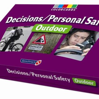 Colorcards - Decisions / Personal Safety: Outdoors