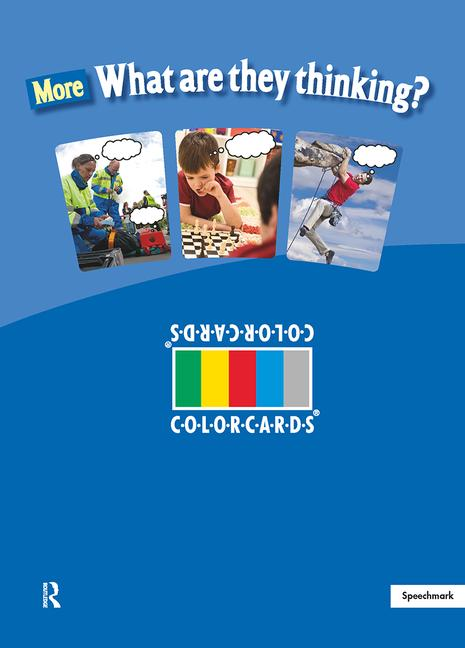 Colorcards - More What are They Thinking?